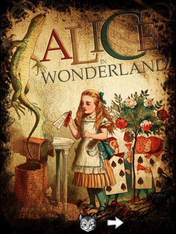wallpaper: alice in wonderland wallpaper