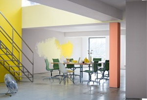 New colours from Dulux