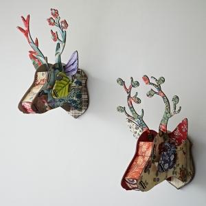 Miho Deer Heads from
