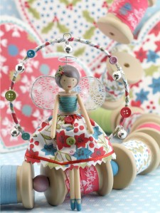 Cotton Reel Fairy