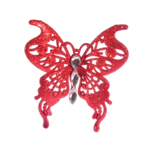 Joanna Wood Red Butterfly - £3.90 (1)