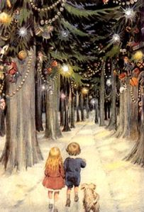 Vintage Christmas Card0013