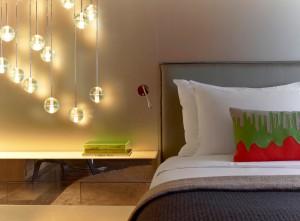 W Verbier - Spectacular Room bedroom detail