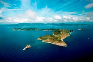 Peter Island, BVIs