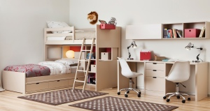 Loft Bed from Nubie