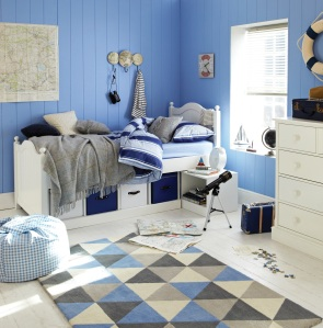 Canford Storage bed from Aspace
