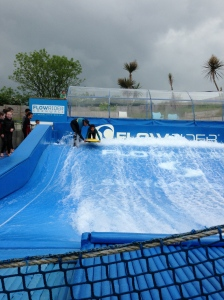 Go with the flow: Flowrider