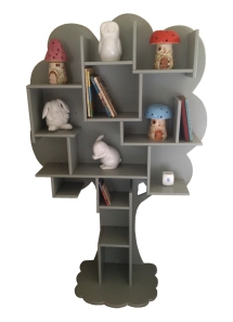 Bookshelves from White Rabbit England