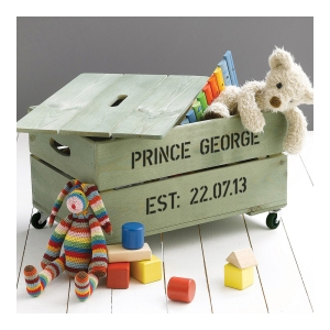 Toy storage from Plantabox