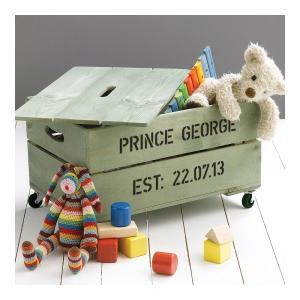 Toy storage from Plantabox