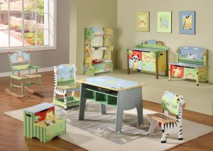"Sunny Safari furniture from O""Nessy's"