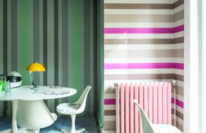 FARROW & BALL'S CHROMATIC STRIPE
