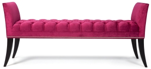 DEENA BENCH by THE SOFA AND CHAIR COMPANY