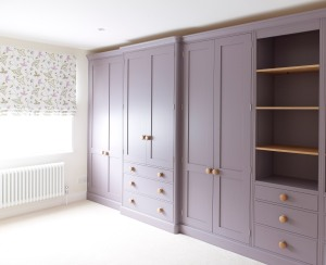 Hand Painted Wardrobes 002