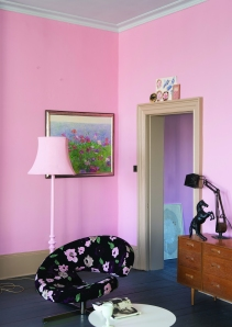 NANCY'S BLUSHES by FARROW & BALL