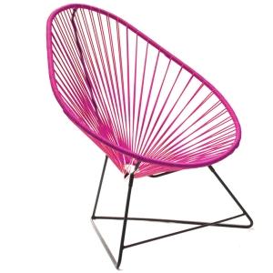 Acapulco Chair Magenta