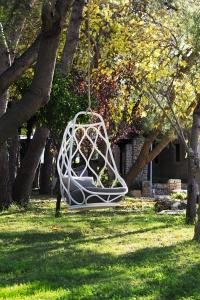 Nautica Swing Chair by Go Modern