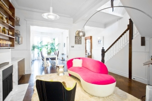 One Fine Stay: apartment on 1st Street, New York