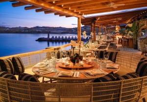 Bayview Beach Restaurnt Evening
