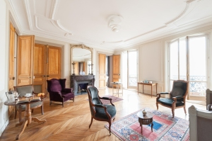 Apartment on Boulevard Saint-Germain