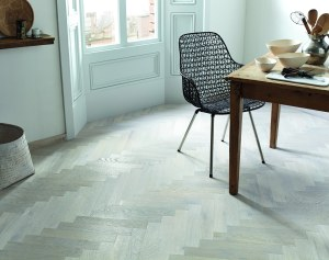 Sea Shell Parquet at Fired Earth