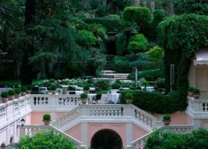 Hotel de Russie Gardens - Low Res
