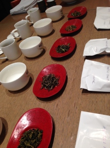 Exploring the concept: a tea ceremony revealing the benefits of tea