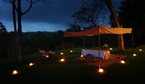 Moonlight remedy at Alila Ubud