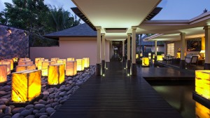 St. Regis Bali-Butterfly Garden at Remede Spa