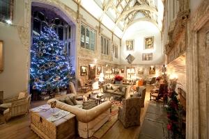 Fawsley Hall - Grand Hall
