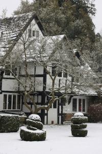 Winter shot - Ockenden Manor