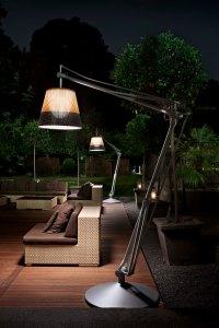 Flow outdoor lighting
