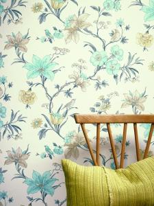 Fired Earth's Secret Garden wallpaper