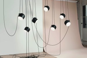 Aim Lights by R&E Bouroullec for Flos Lighting