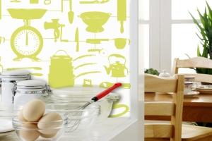 Airfix Kitchen wallpaper