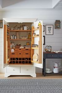 Harveys - Hartham kitchen larder in cream £1,299