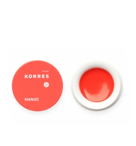 Korres Mango Lip Butter without packaging