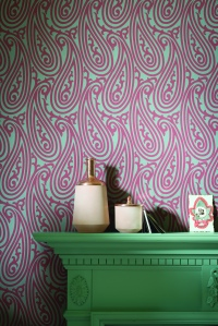 Wallpaper from Farrow and Ball