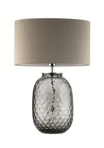 Bubble table lamp from Luku Home