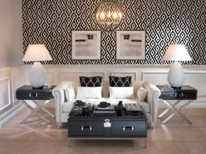 Furniture from Black Orchid Interiors