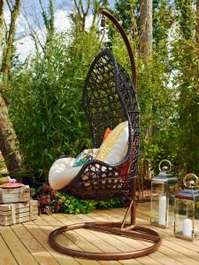 Tobago Hanging Chair at Fishpools