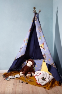 Dunelm Kids Cowboys and Indians Bedding Set
