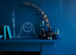 Ecos Chalk Clock
