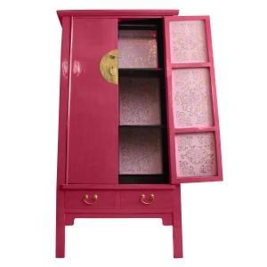 Pink Slim Cabinet 5