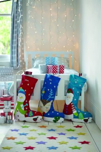 GLTC - Personalised Stockings Lifestyle - HPR, £32 each (3)
