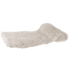 Out There Interiors - Furi faux fur throw, £110