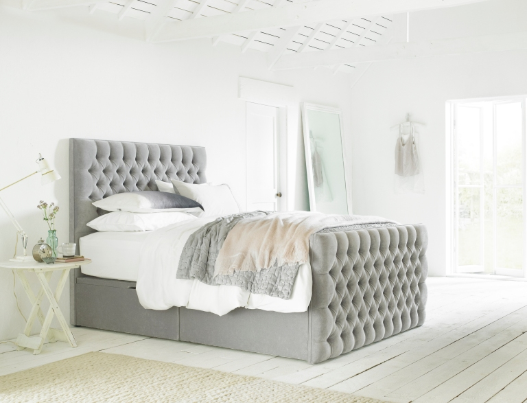 D Classic Tufted BED MONKEY 199567