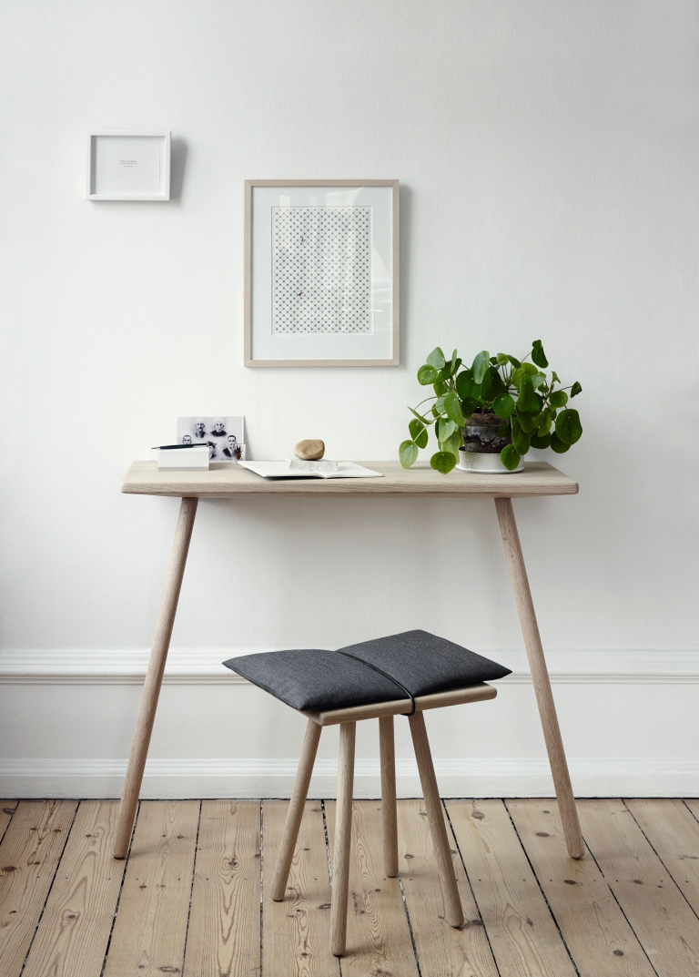 Georg Console Table & Stool