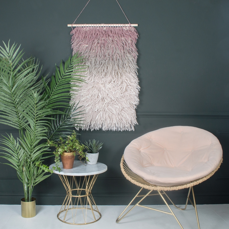 miafleur-aurora-round-chair-525-blush-textile-wall-hanging-88-faux-areca-tree-178