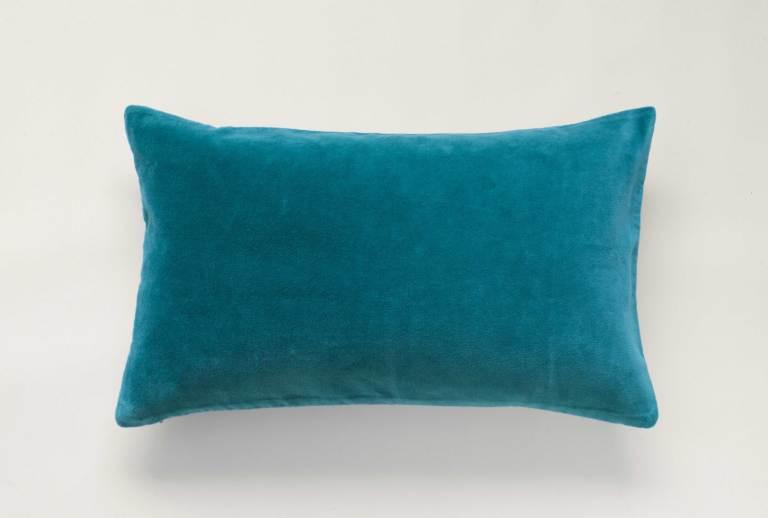 velvet-cushion-teal-green